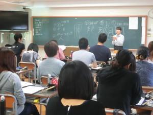 客員講師による講義