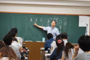 客員講師による講義3