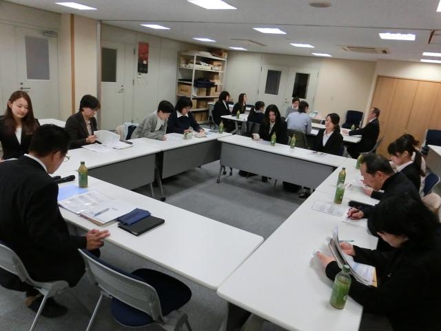 エリア別(京都センター)座談会