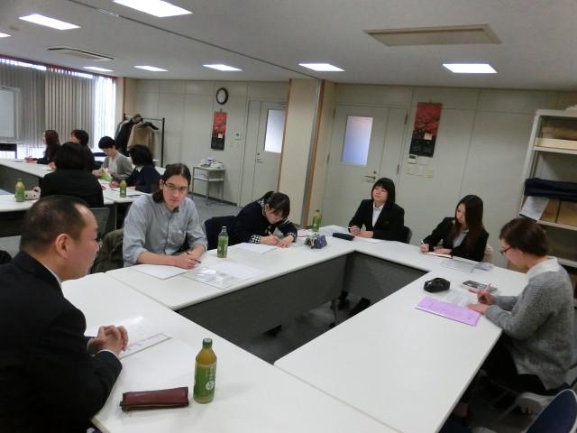 エリア別(福岡センター)座談会
