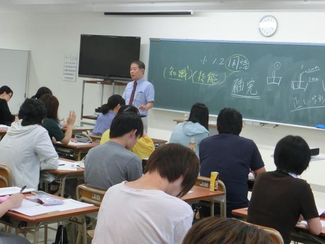 長野先生講義 書をする意味を解説